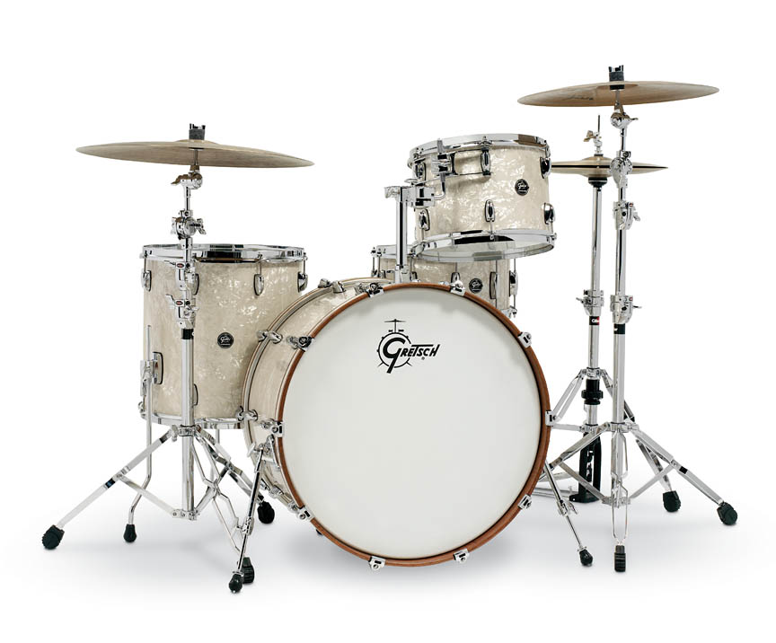 Product Cover for Gretsch Renown 4 Piece Drum Set (24/13/16/14sn)