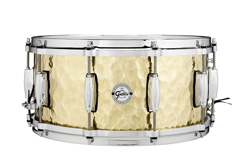 Product Cover for Gretsch Hammered Brass Snare Drum