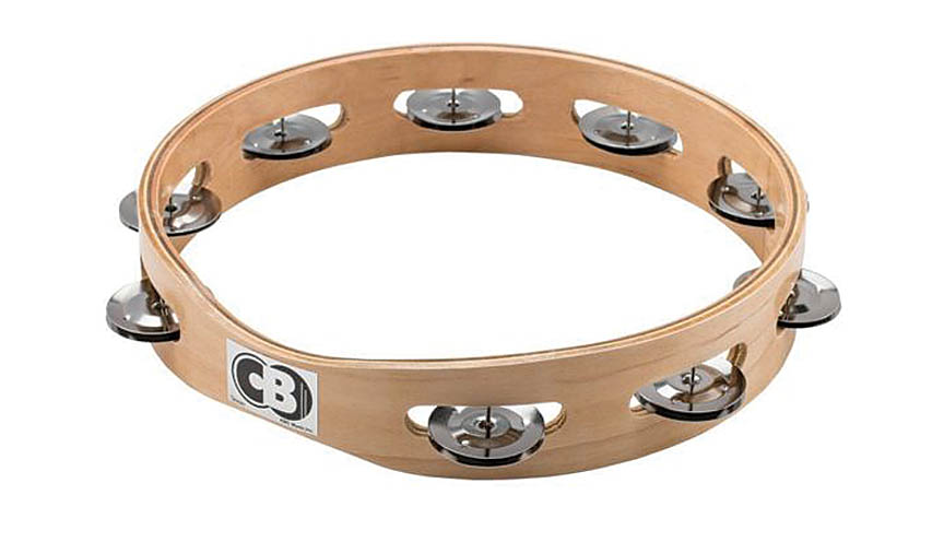 Product Cover for 8″ Single Row Tambourine