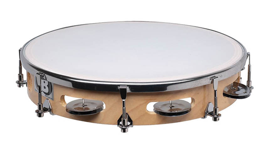 Product Cover for 10″ Single Tunable Tambourine