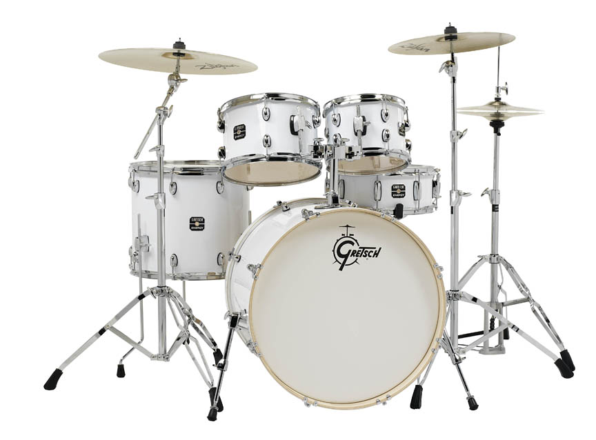 Product Cover for Gretsch Energy 5-Piece Kit with Full Hardware Package & Zildjian Cymbals