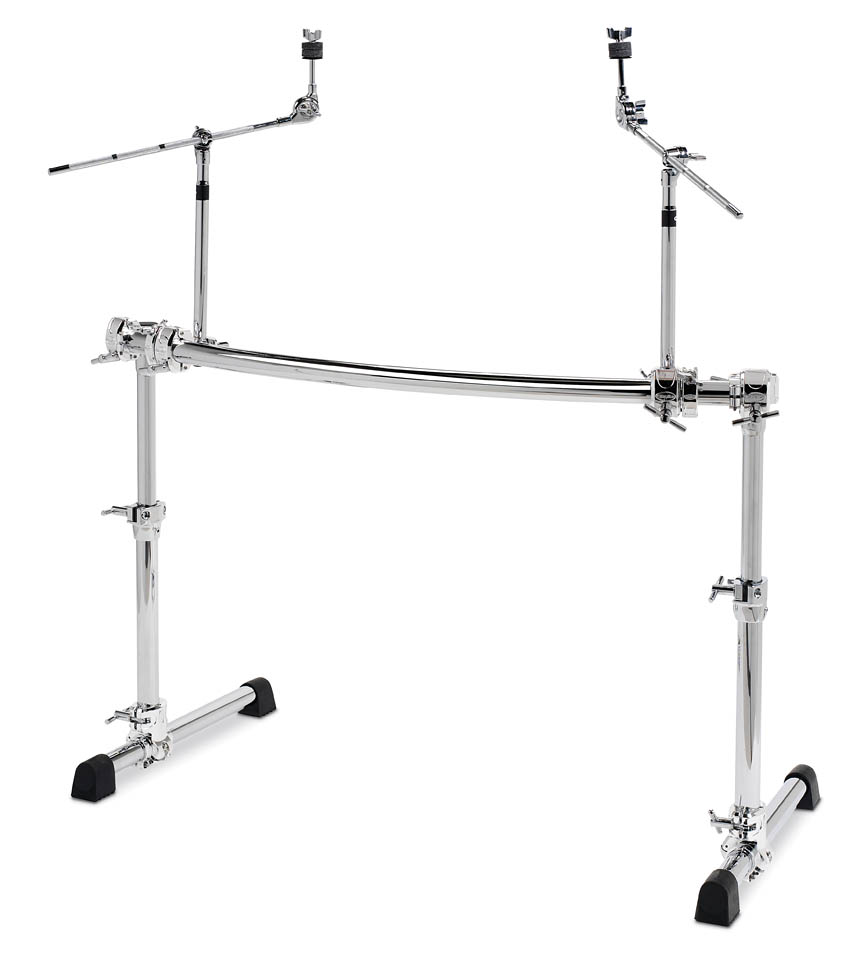 Product Cover for Chrome Series Height Adjustable Curved Rack