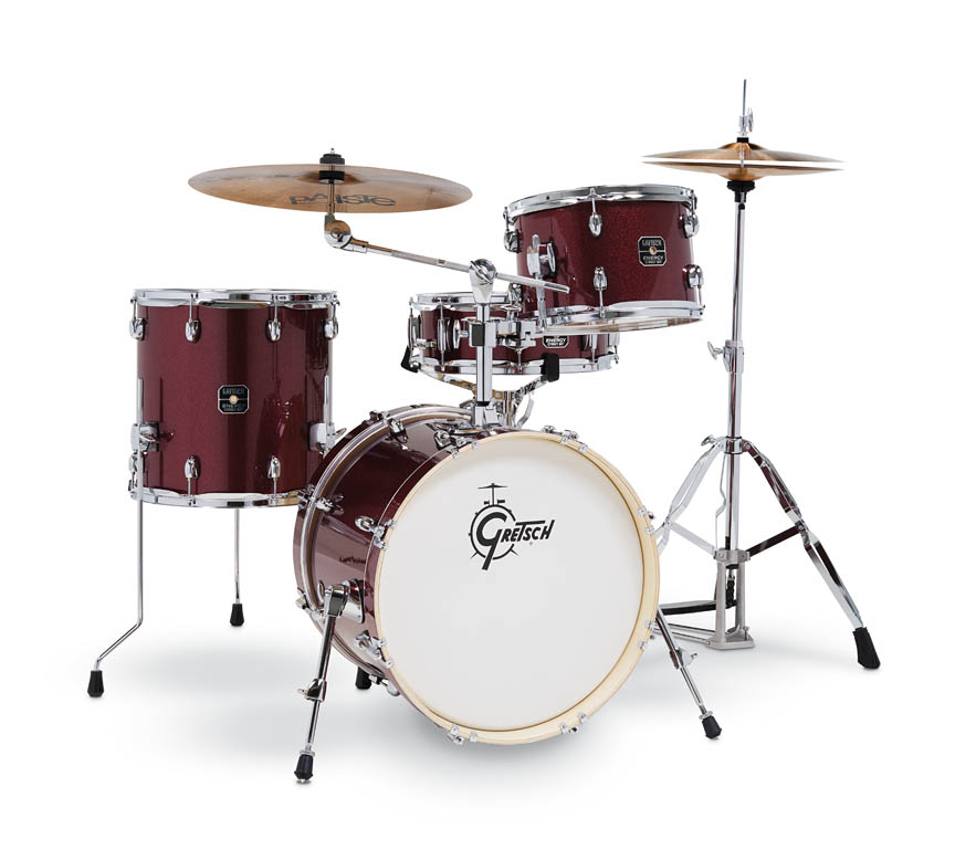 Product Cover for Gretsch Energy 4 Piece Street Kit With Hardware (18/12/14/14SN)