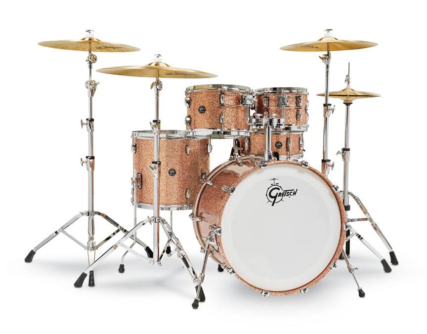 Renown 5 Piece Drumset