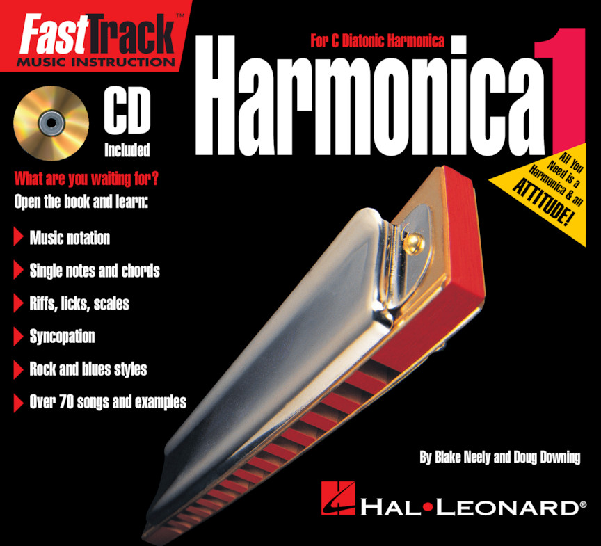 Product Cover for FastTrack Mini Harmonica Pack