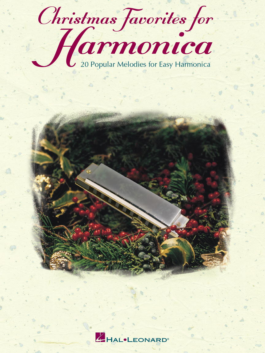 Product Cover for Christmas Favorites for Harmonica
