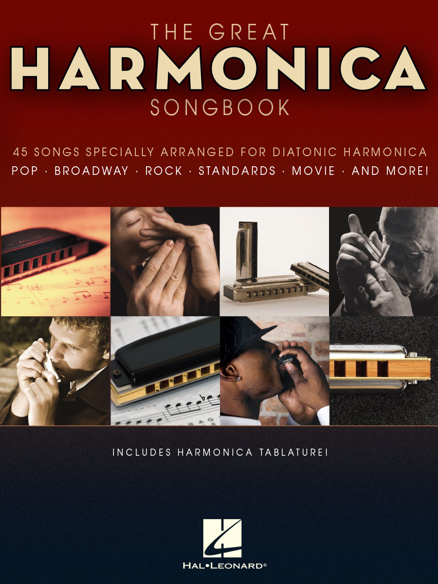 Product Cover for The Great Harmonica Songbook