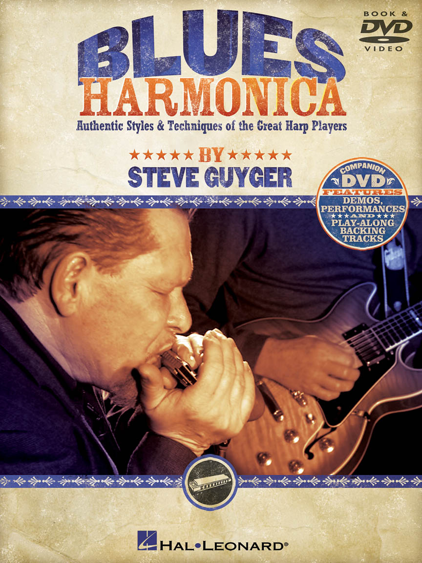 Product Cover for Blues Harmonica