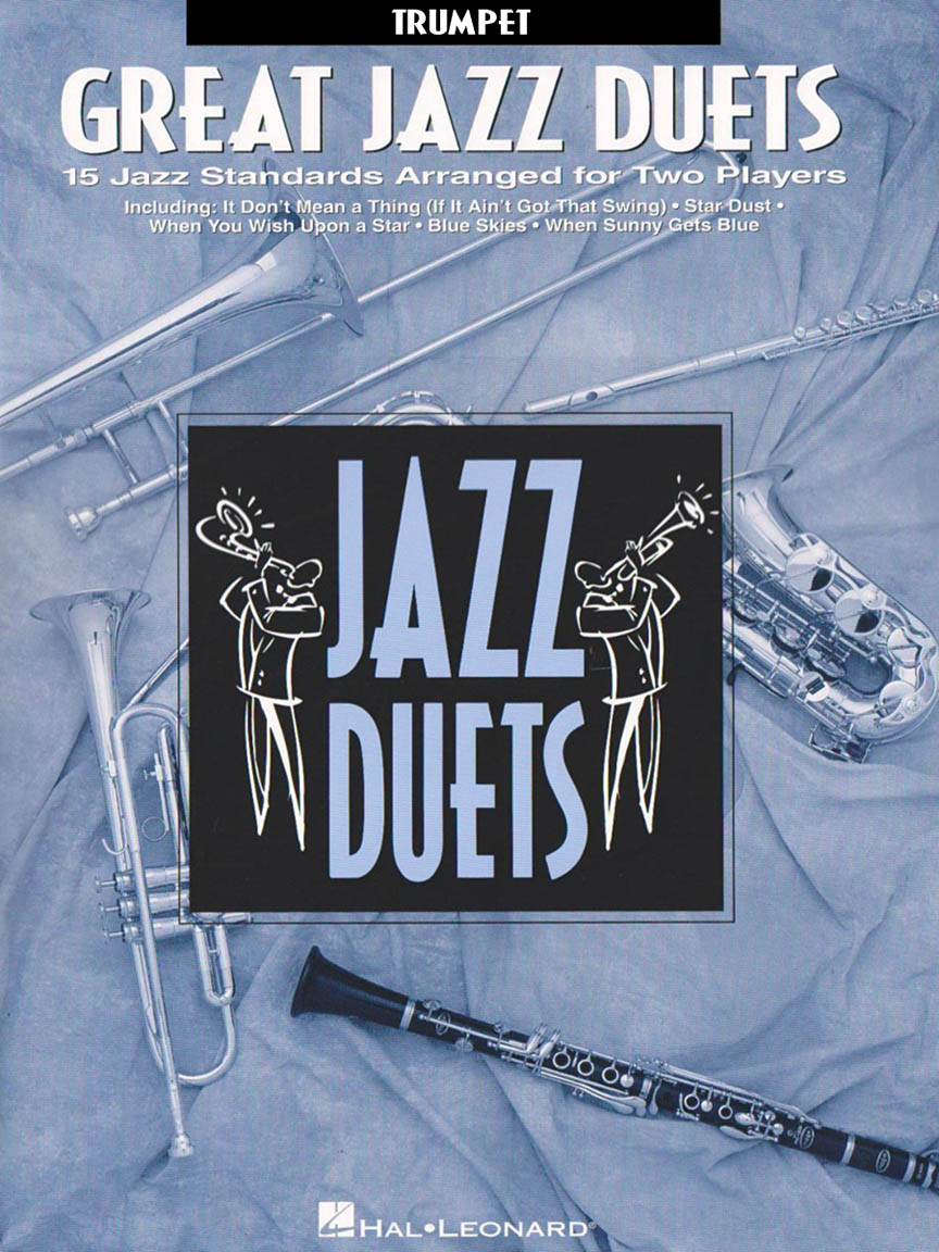 Product Cover for Great Jazz Duets