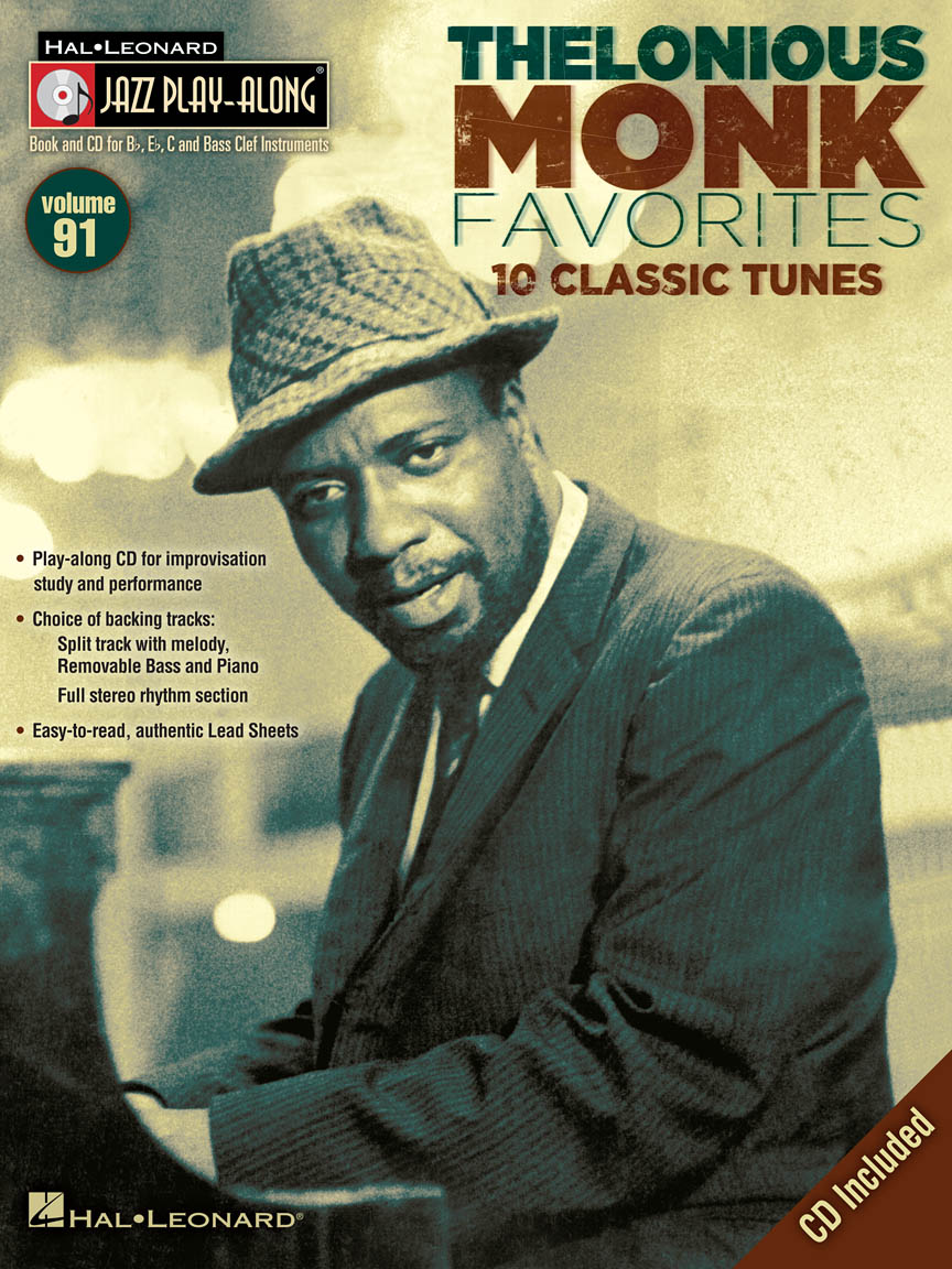 Product Cover for Thelonious Monk Favorites
