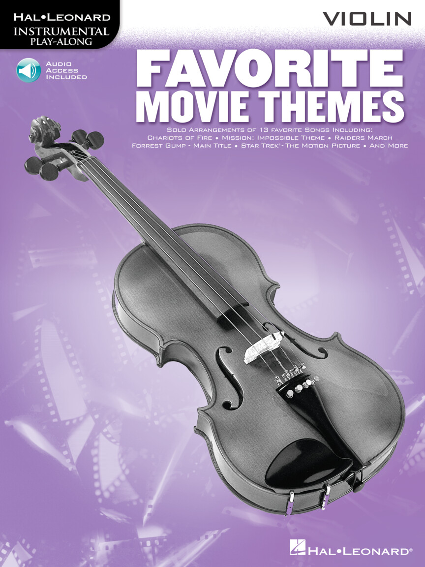 Product Cover for Favorite Movie Themes