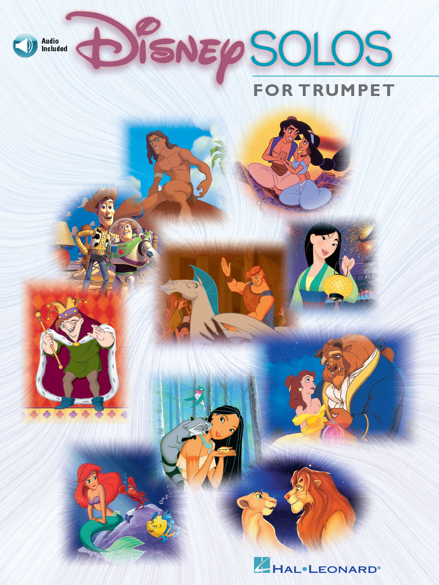 Product Cover for Disney Solos for Trumpet