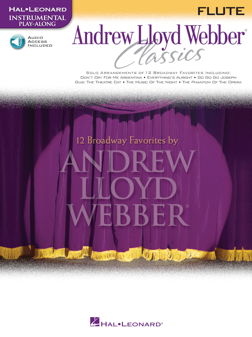 Product Cover for Andrew Lloyd Webber – Classics