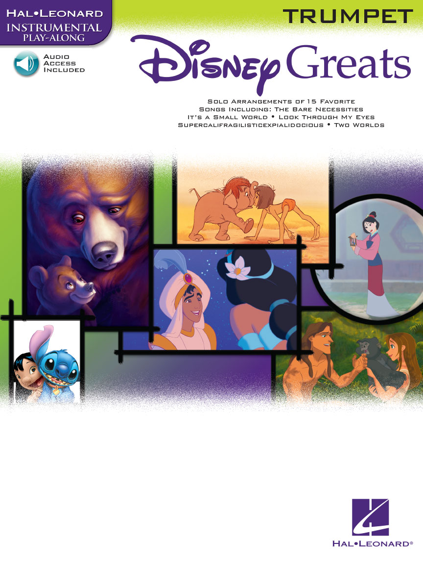 Product Cover for Disney Greats