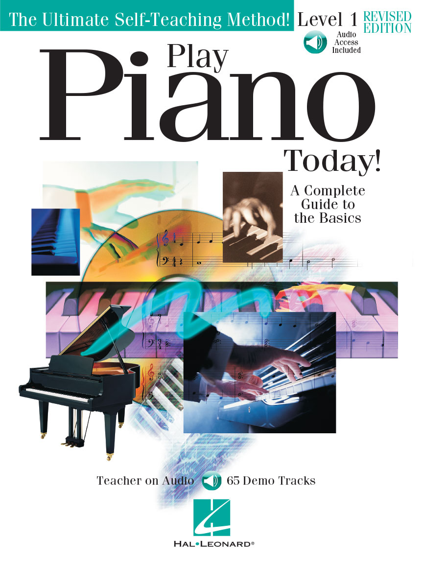 Product Cover for Play Piano Today! Level 1 – Updated & Revised Edition