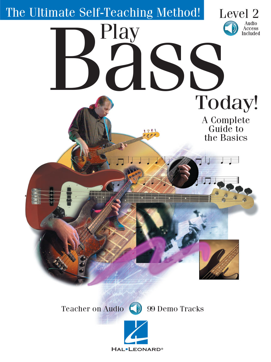 Product Cover for Play Bass Today! – Level 2