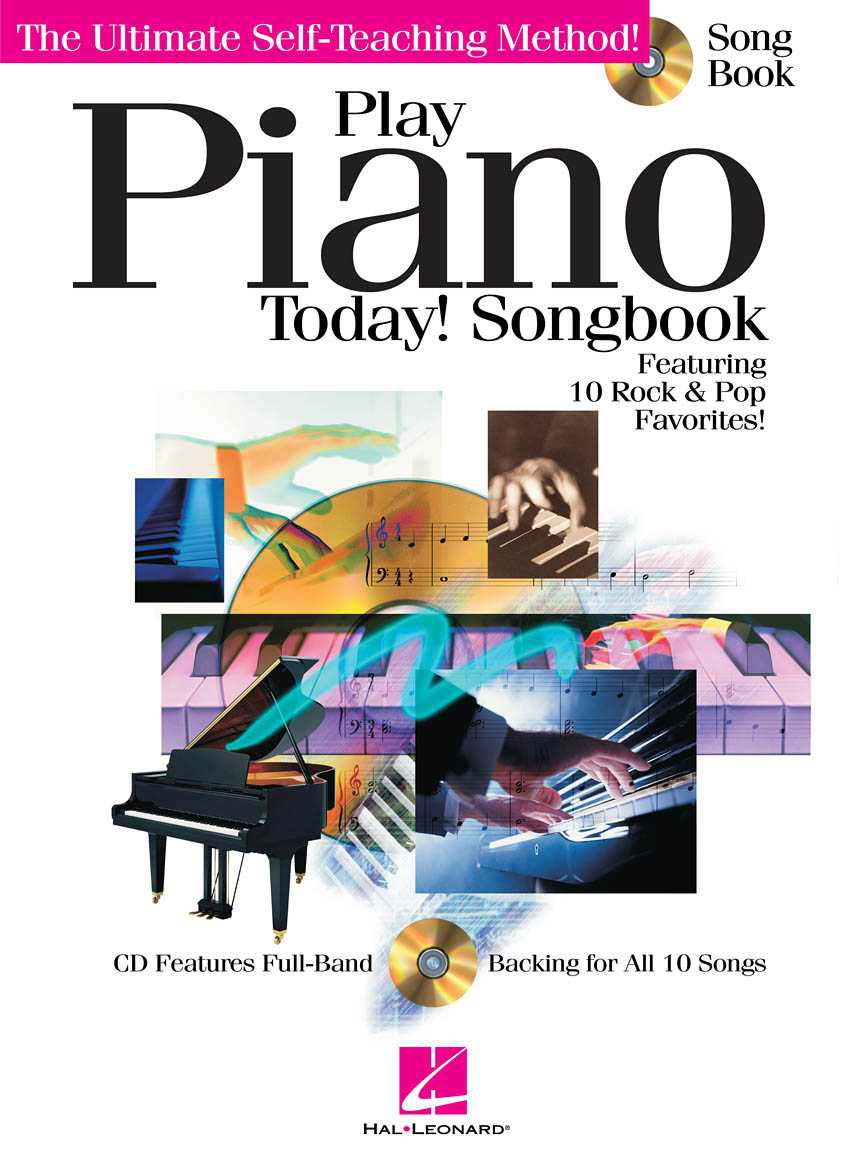 Product Cover for Play Piano Today! Songbook