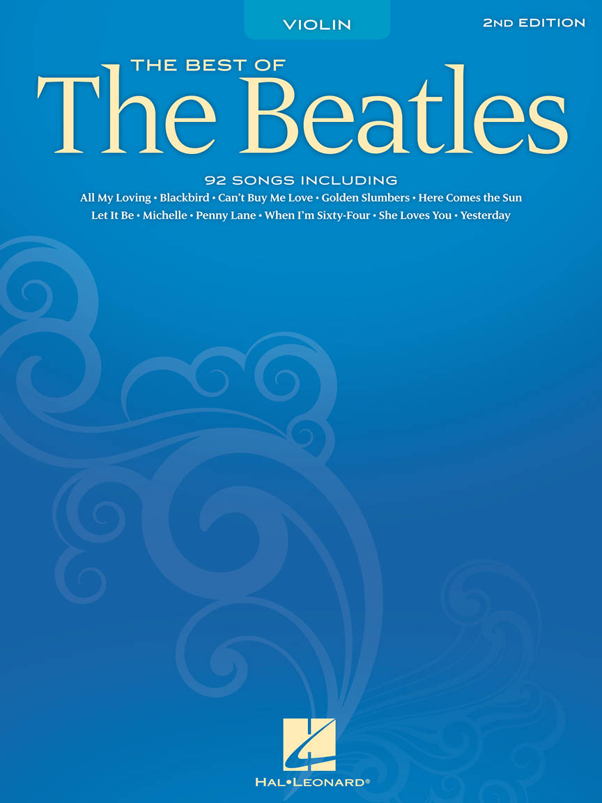 Product Cover for The Best of the Beatles – 2nd Edition