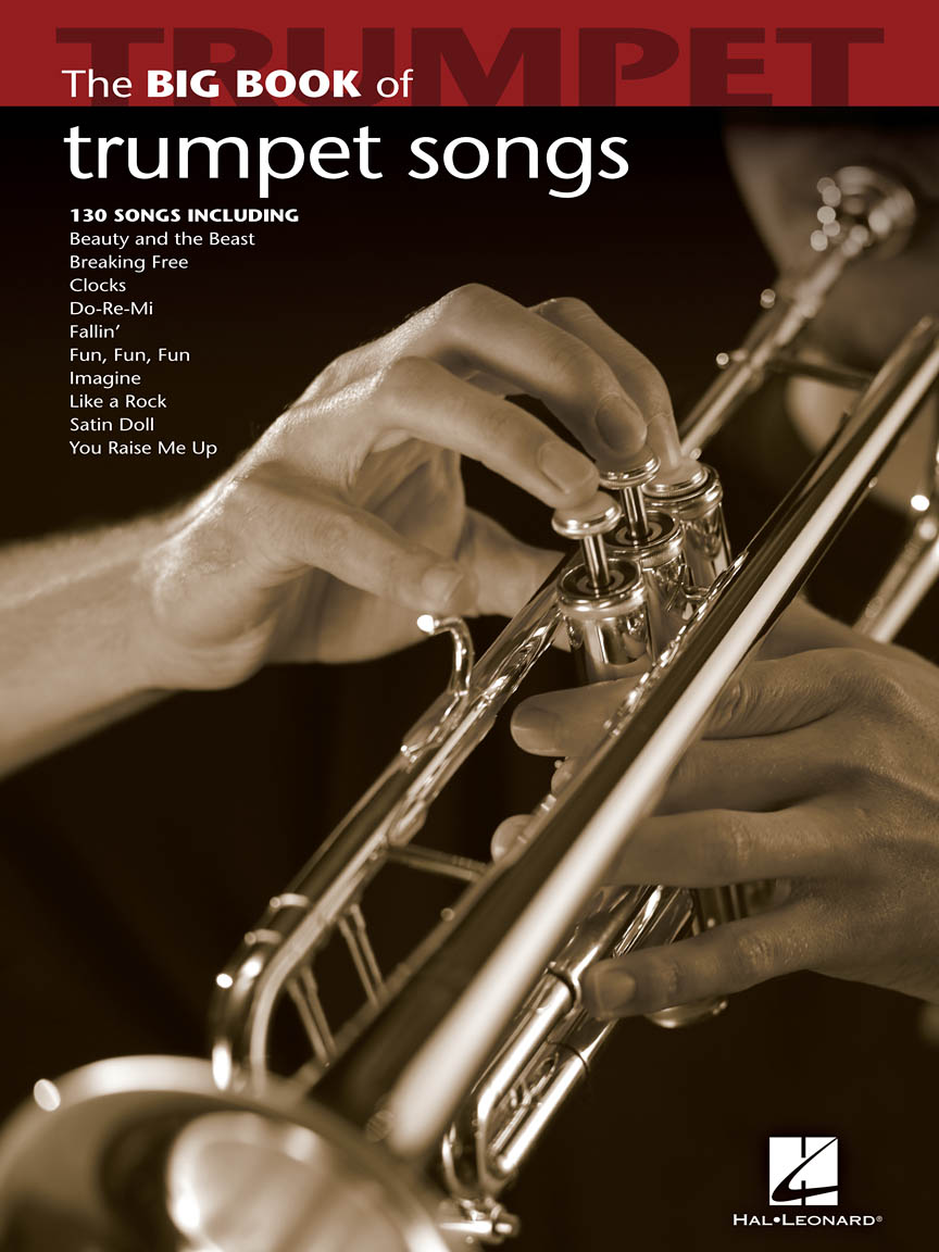 Product Cover for Big Book of Trumpet Songs