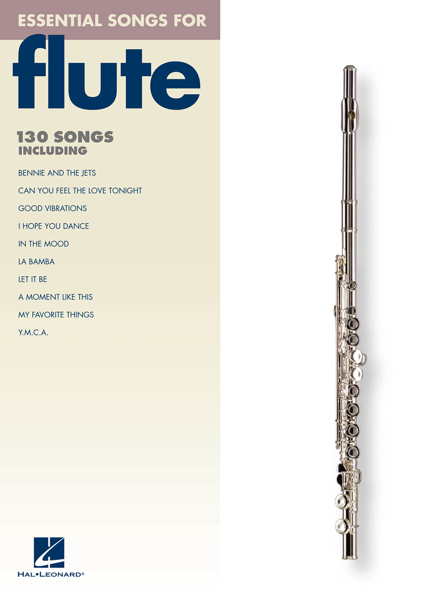 Product Cover for Essential Songs for Flute