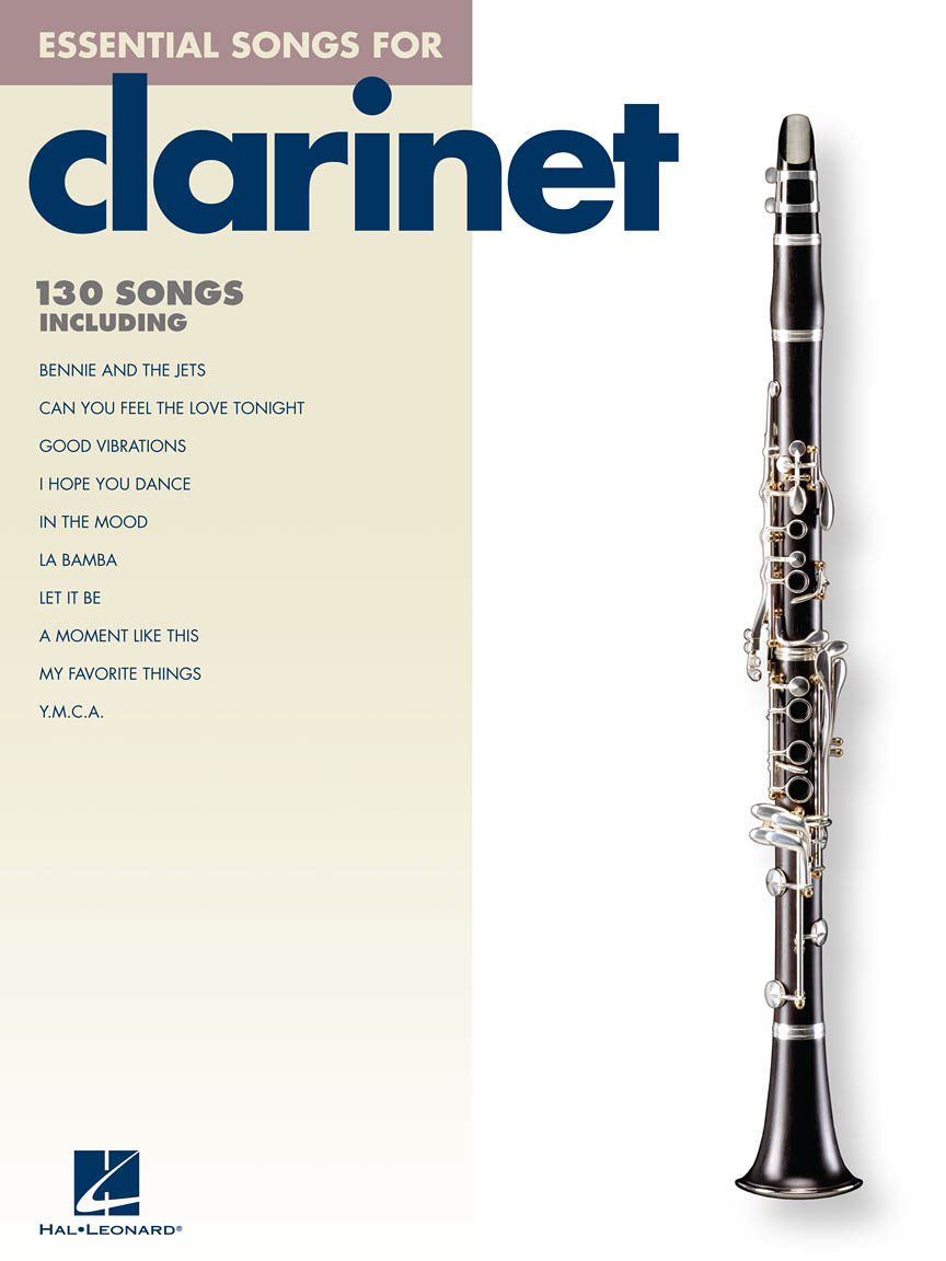 Product Cover for Essential Songs for Clarinet