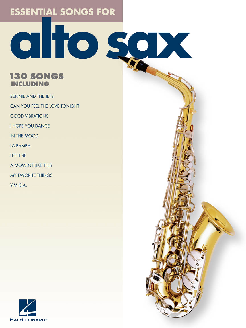 Product Cover for Essential Songs for Alto Sax