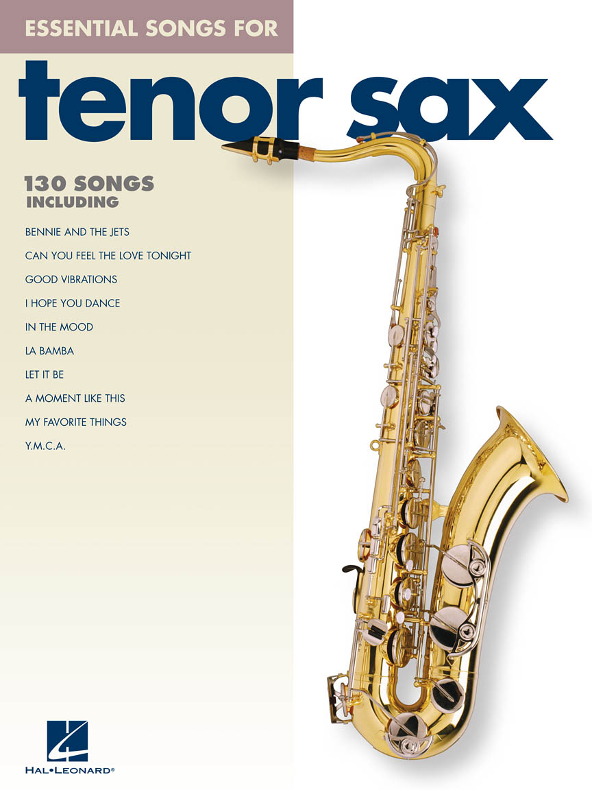 Product Cover for Essential Songs for Tenor Sax