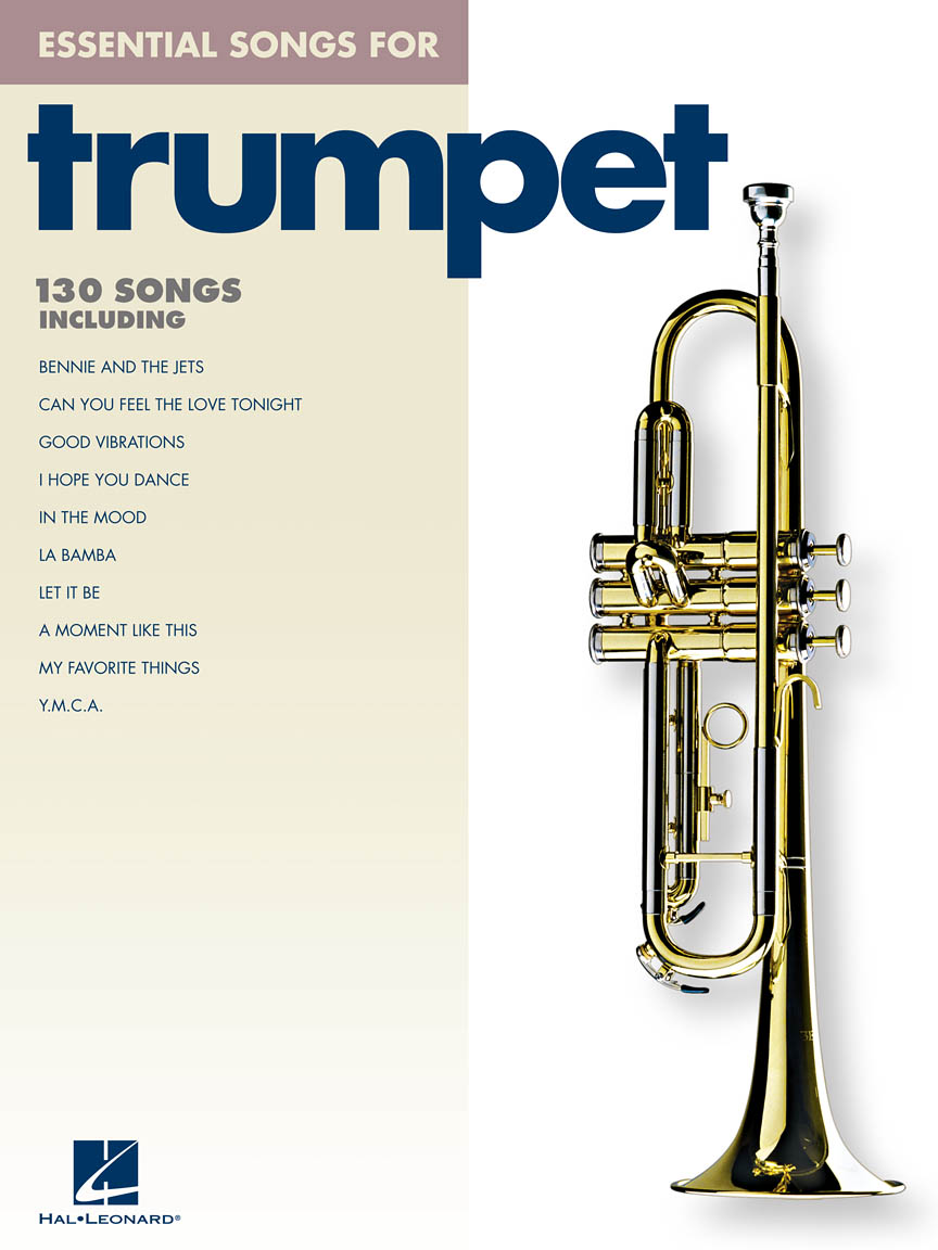 Product Cover for Essential Songs for Trumpet