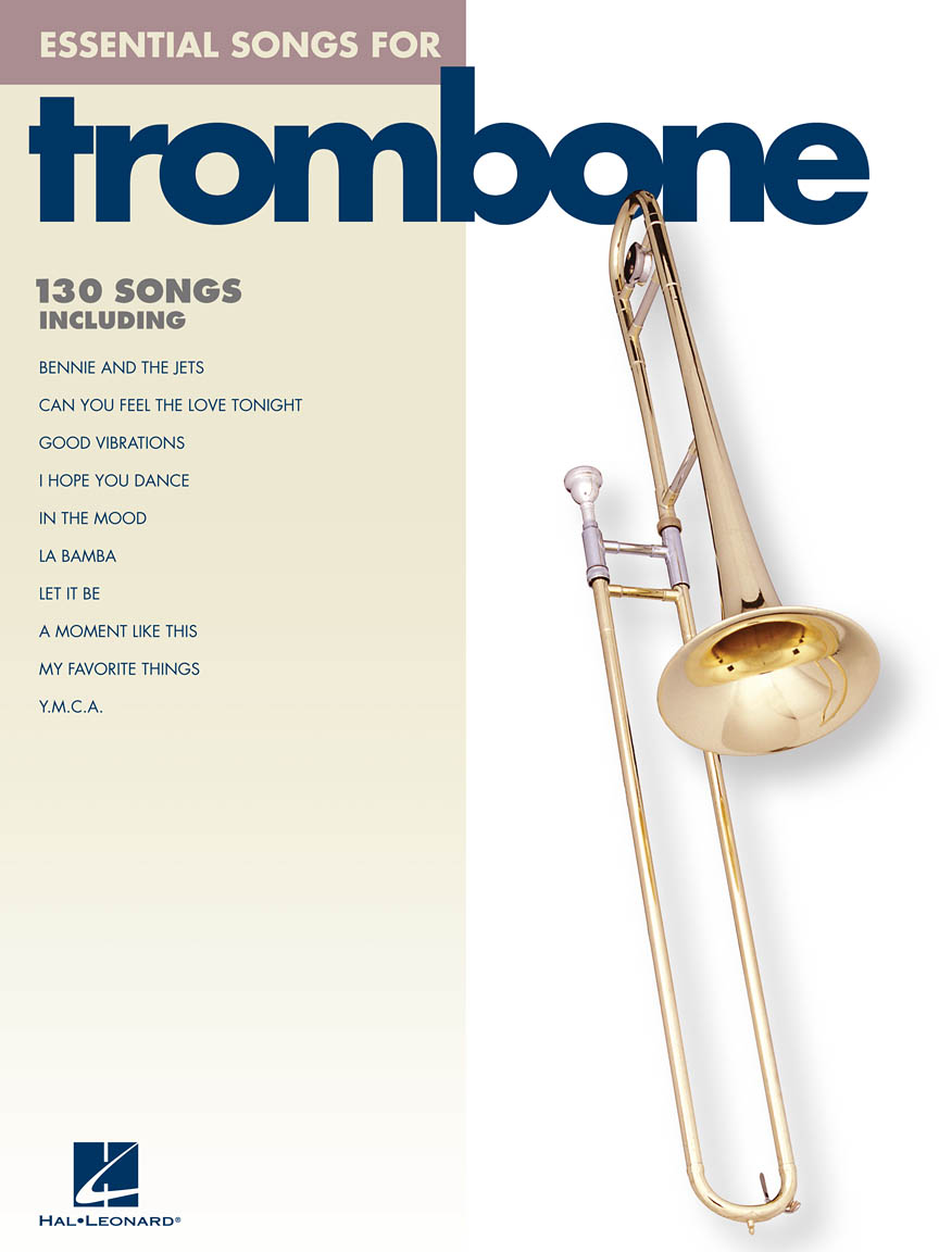 Product Cover for Essential Songs for Trombone
