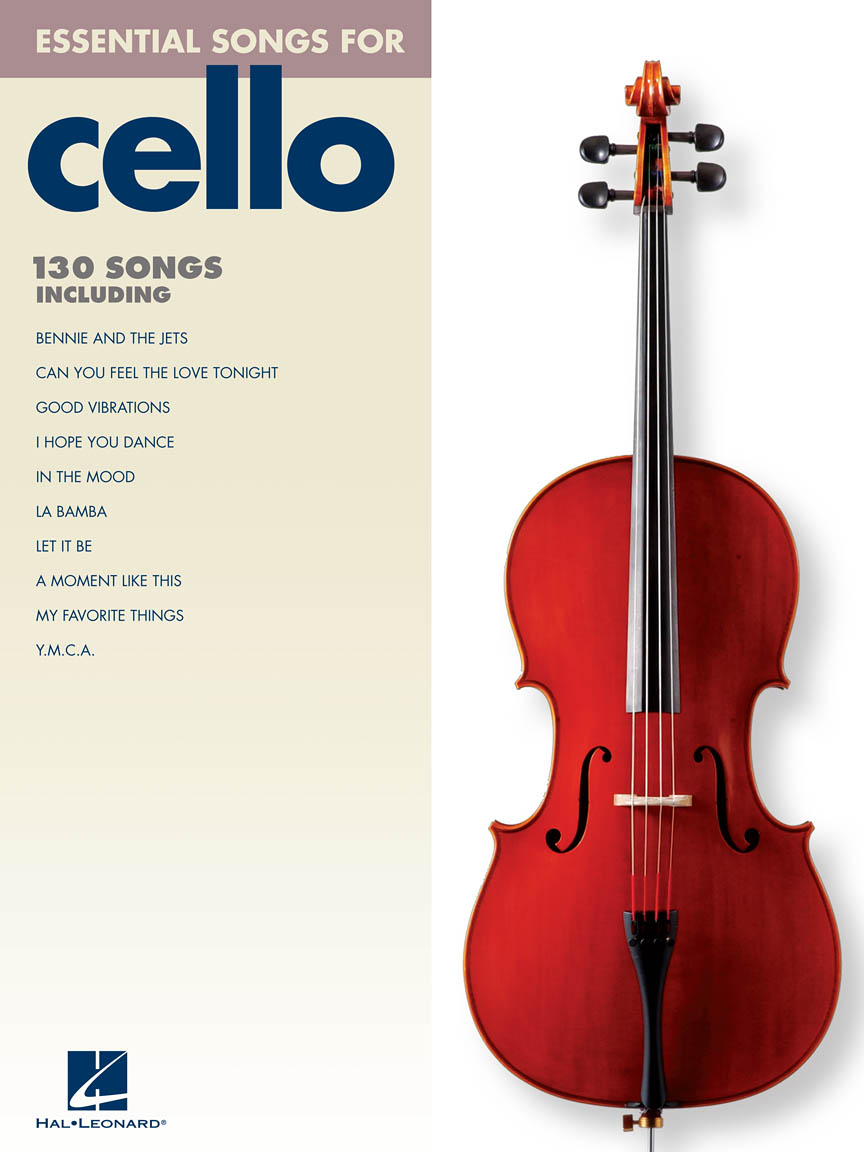 Product Cover for Essential Songs for Cello