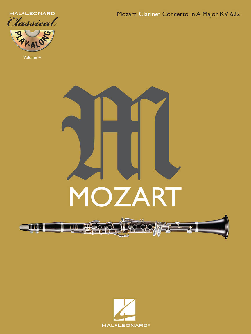 Product Cover for Clarinet Concerto in A Major, K .622