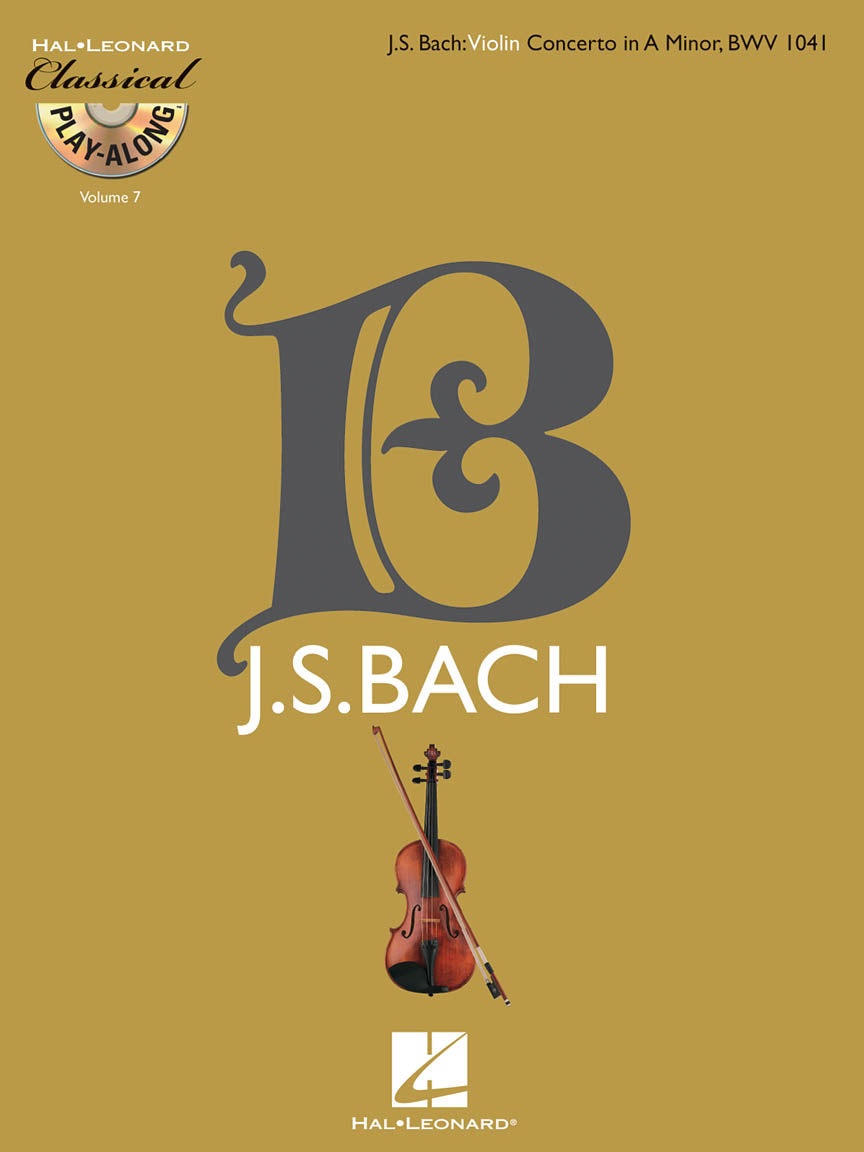 Product Cover for Violin Concerto in A Minor, BWV 1041