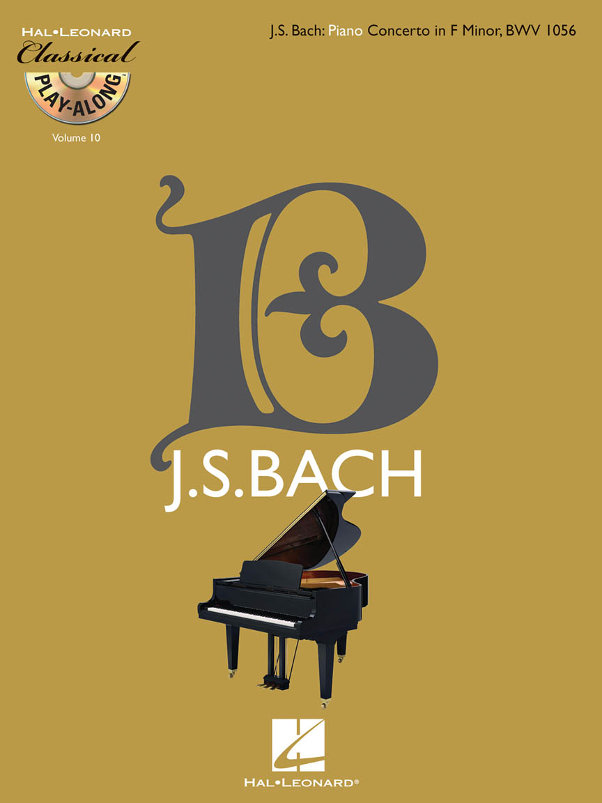Product Cover for Piano Concerto in F Minor, BWV 1056