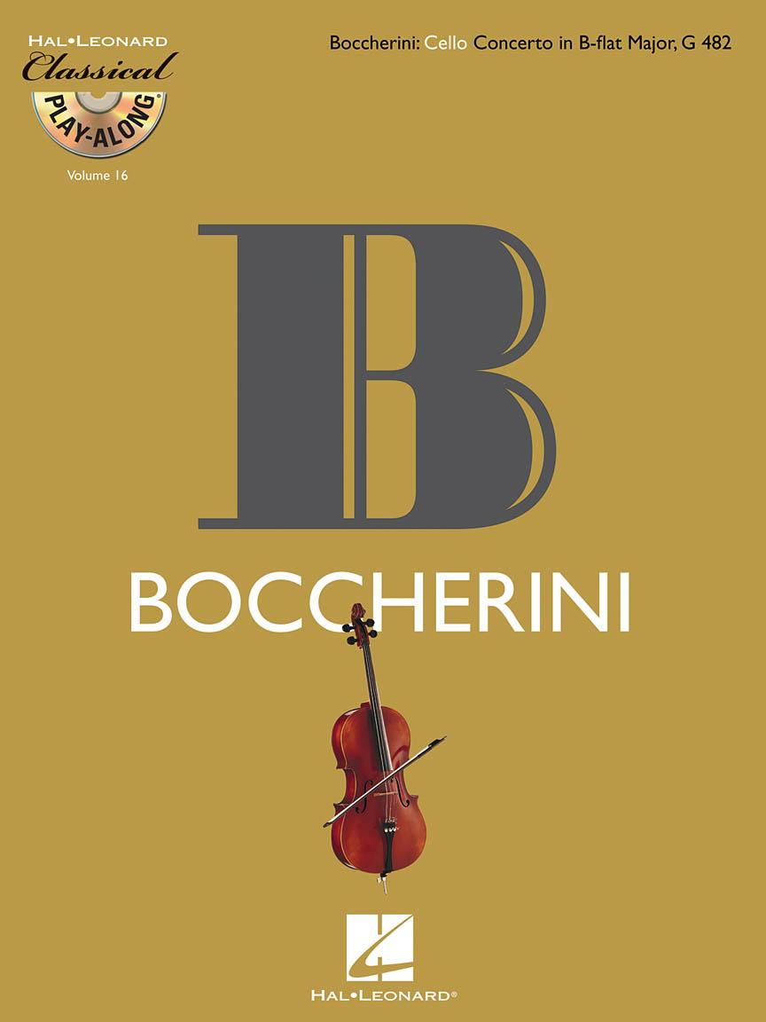 Product Cover for Boccherini: Cello Concerto in B-flat Major, G482