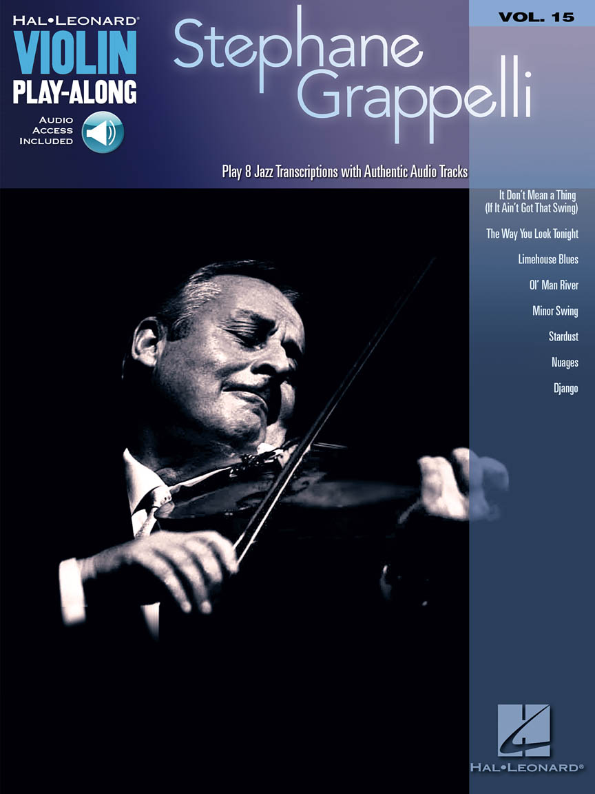 Product Cover for Stephane Grappelli