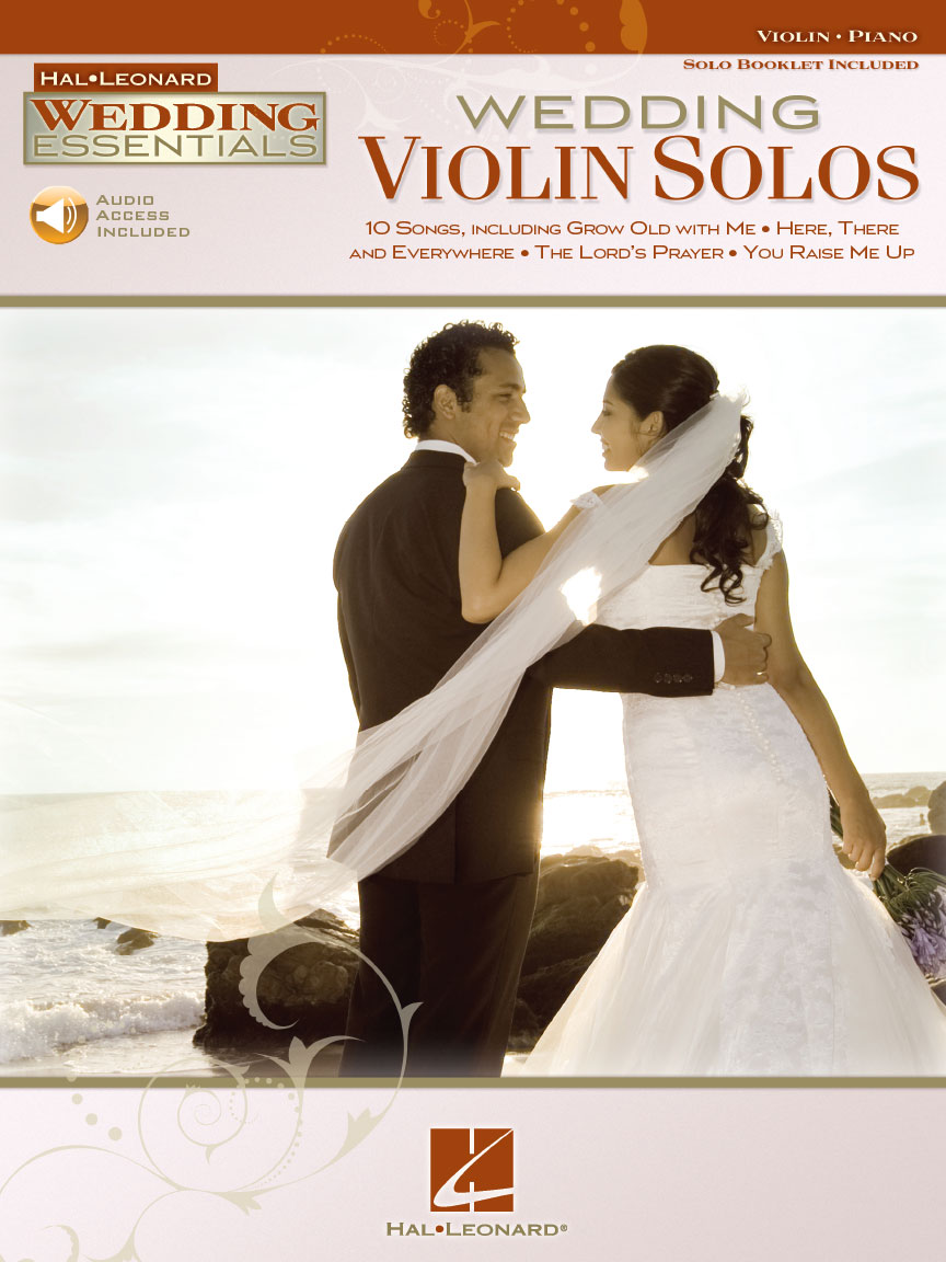 Product Cover for Wedding Violin Solos