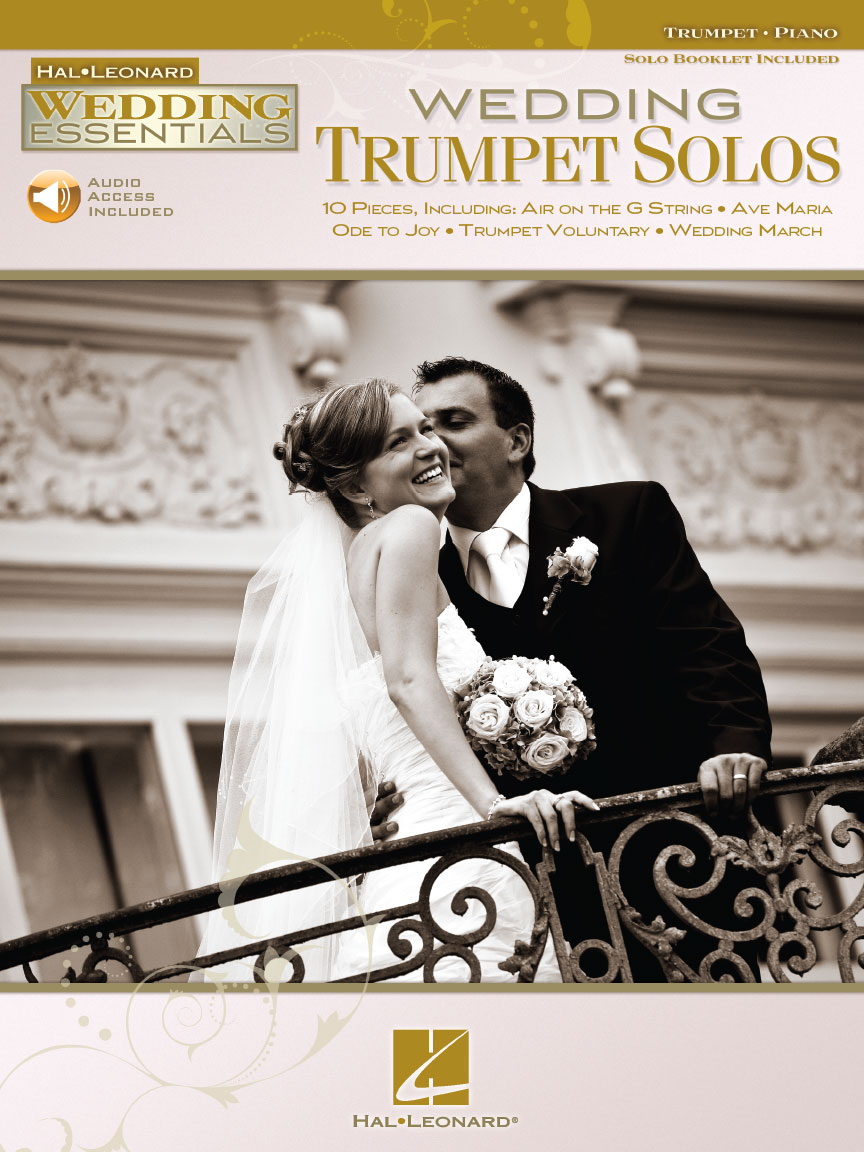 Product Cover for Wedding Trumpet Solos
