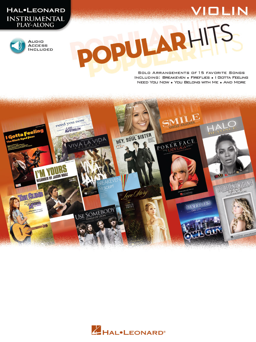 Product Cover for Popular Hits