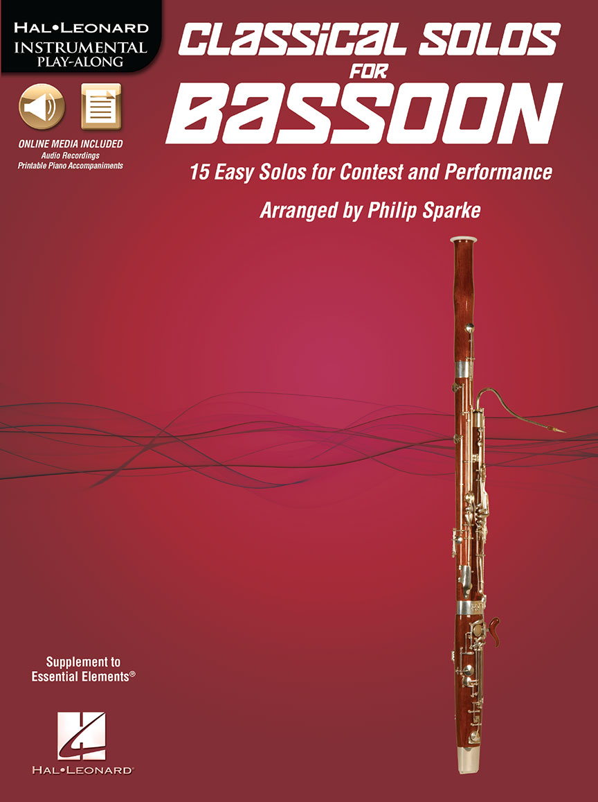 Product Cover for Classical Solos for Bassoon