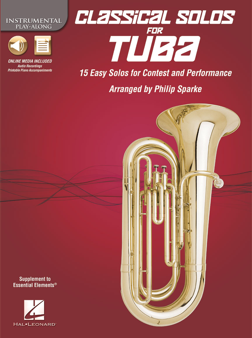 Product Cover for Classical Solos for Tuba (B.C.)