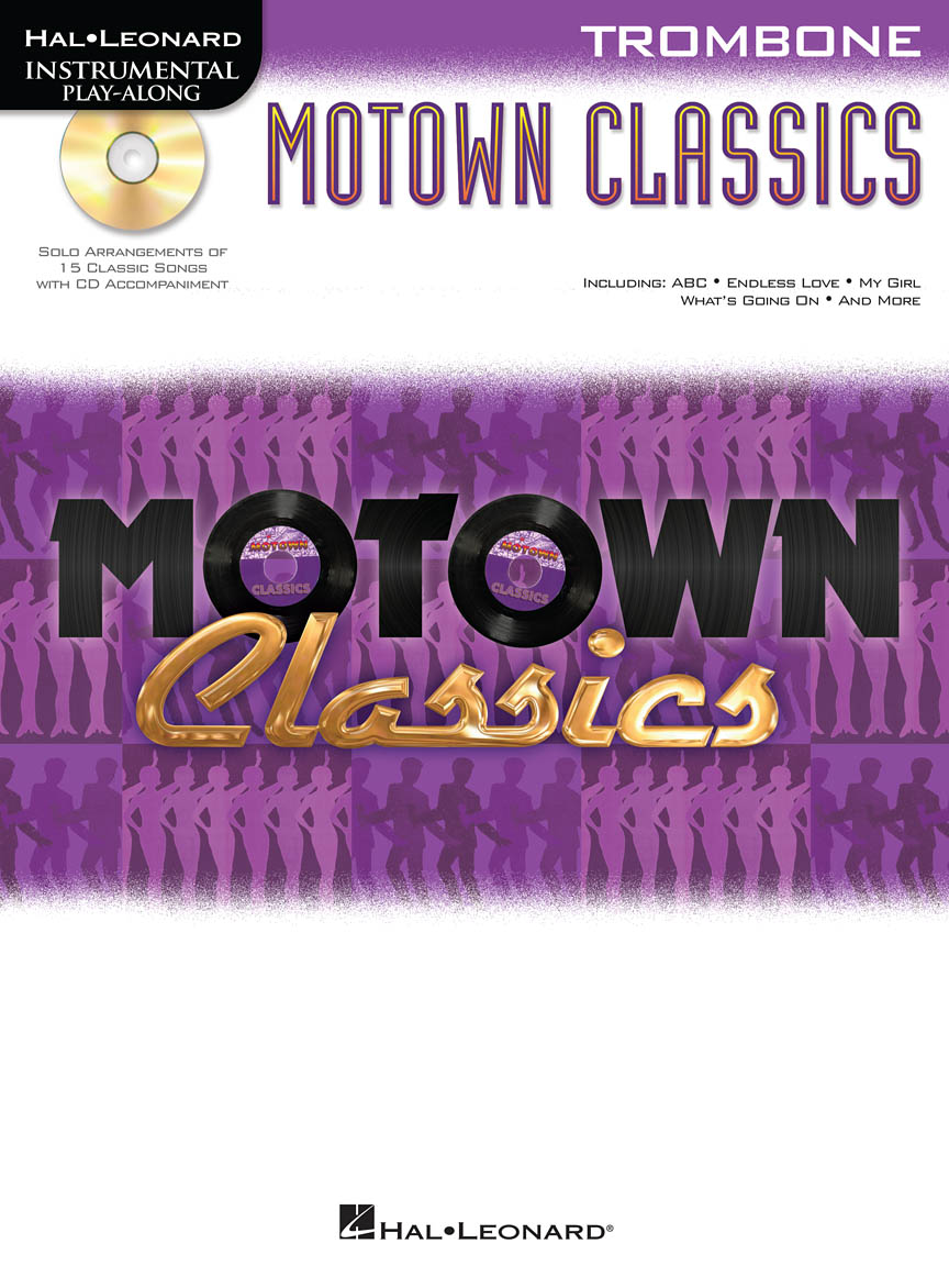 Product Cover for Motown Classics – Instrumental Play-Along Series