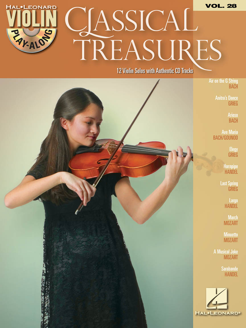 Product Cover for Classical Treasures
