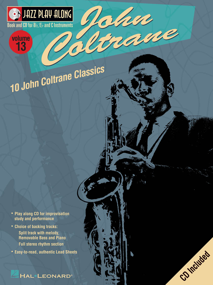 Product Cover for John Coltrane