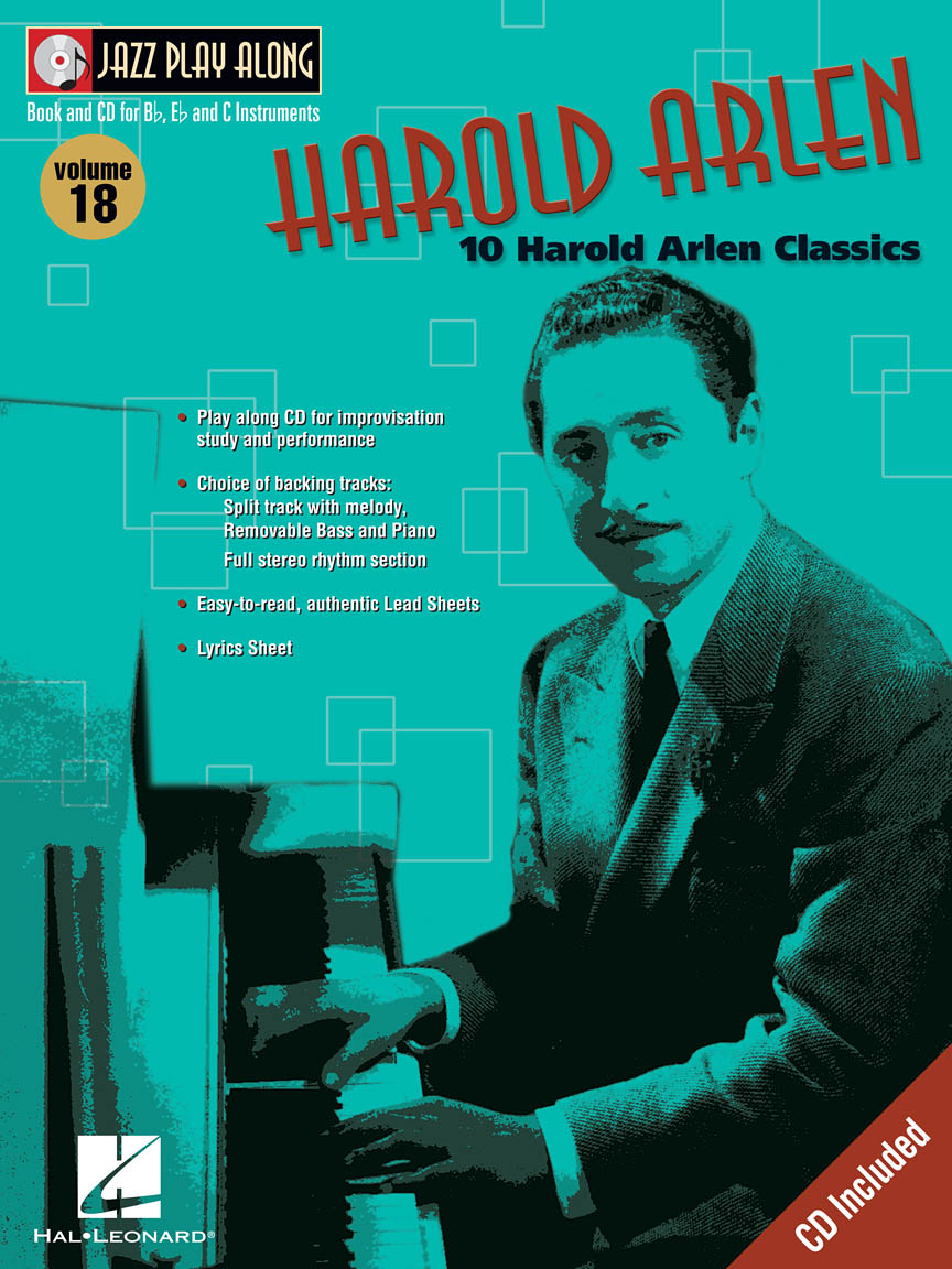 Product Cover for Harold Arlen