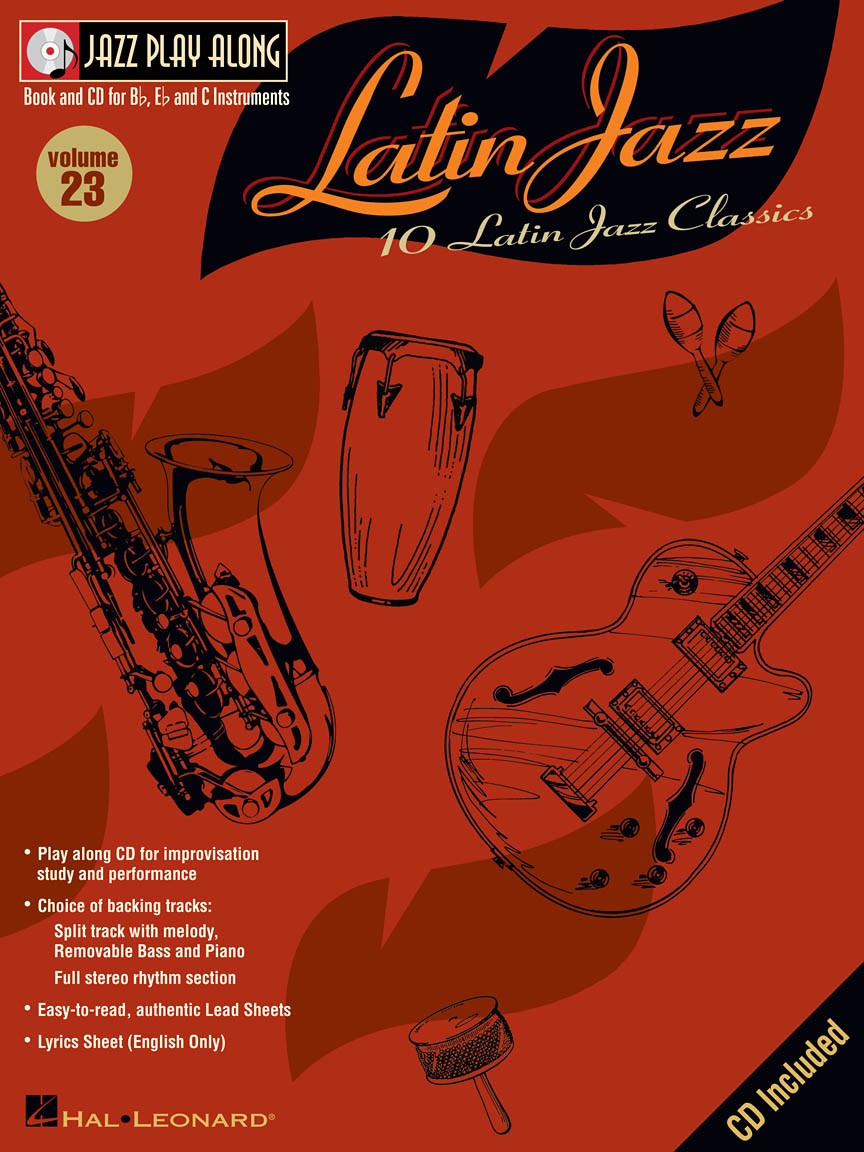 Product Cover for Latin Jazz