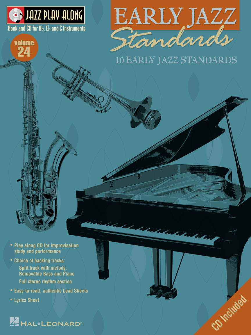 Product Cover for Early Jazz Standards
