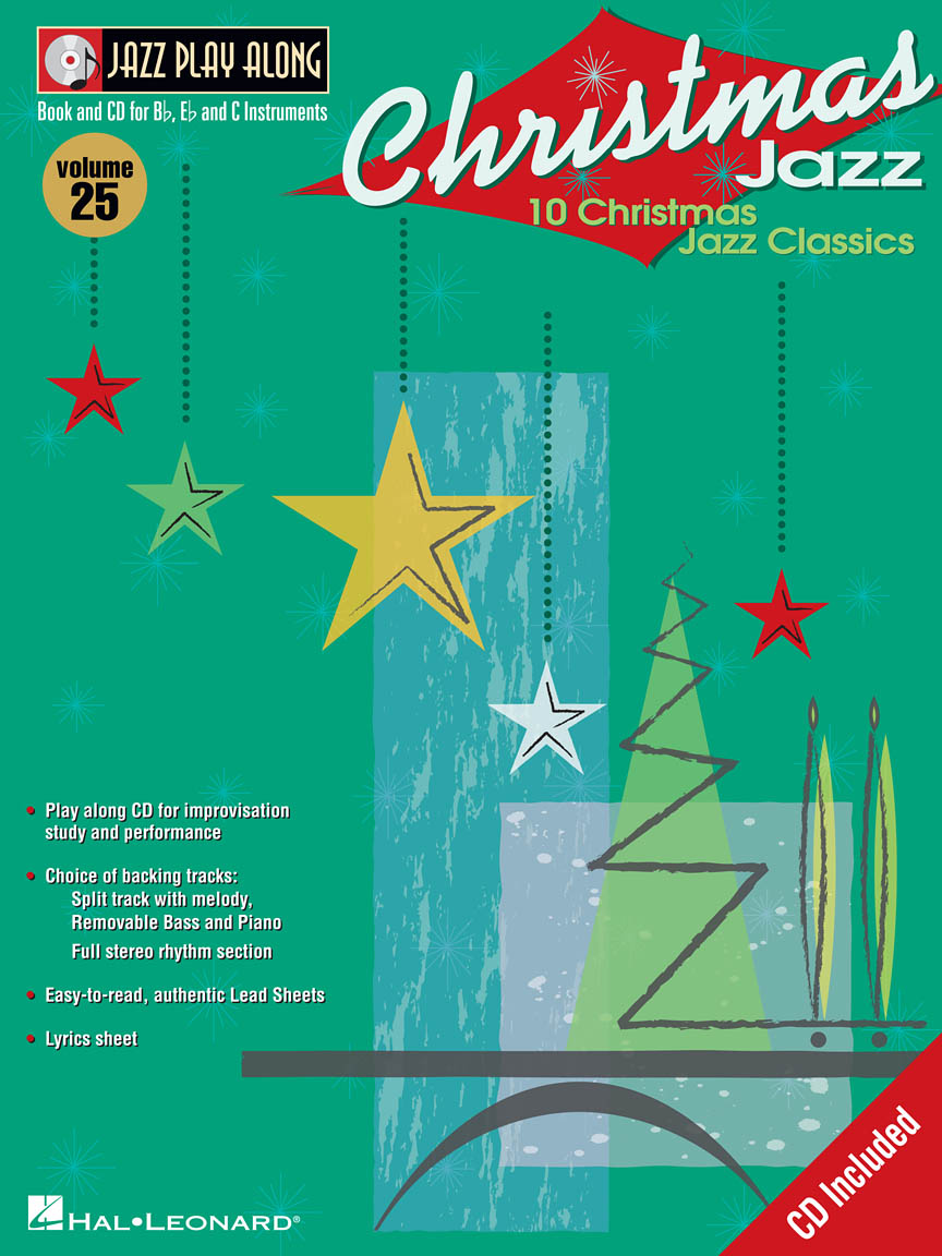 Product Cover for Christmas Jazz