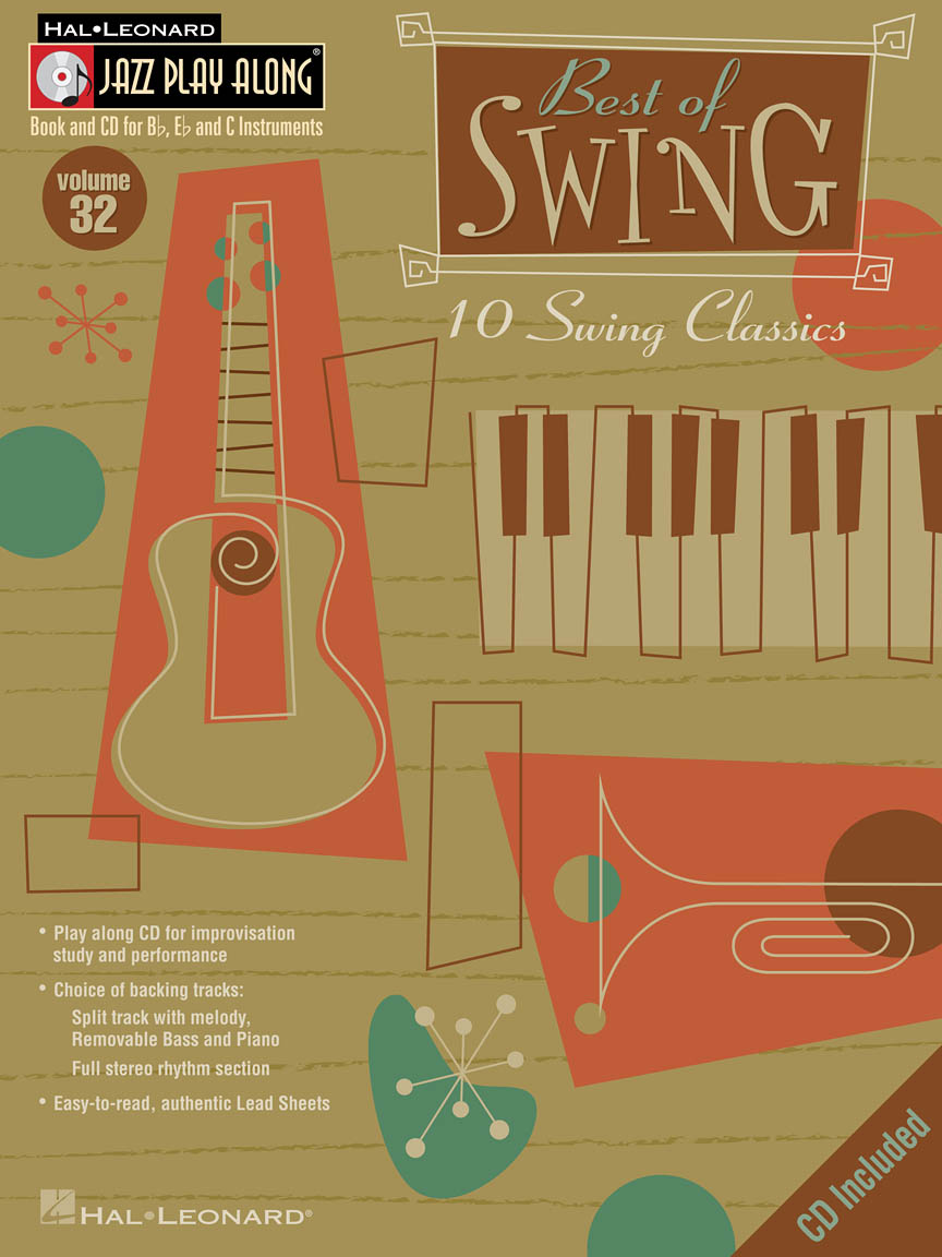 Product Cover for Best of Swing