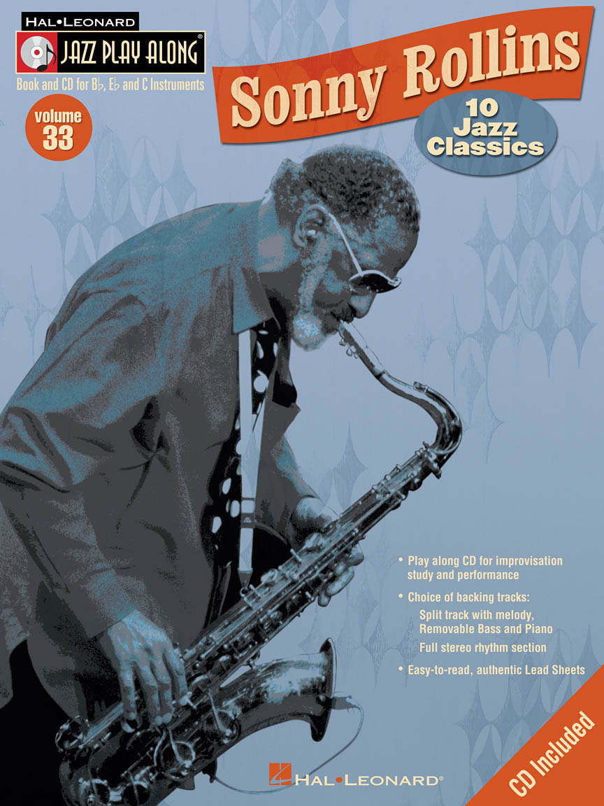 Product Cover for Sonny Rollins