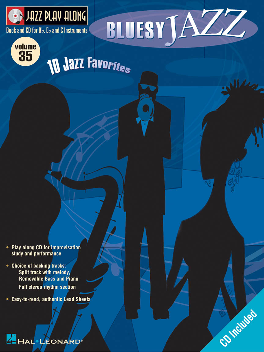 Product Cover for Bluesy Jazz